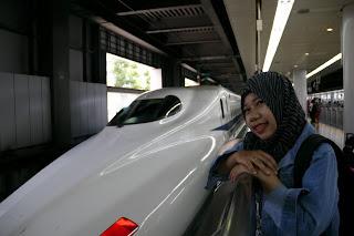 7 Shinkansen Jepang Dengan Kecepatan Supernya