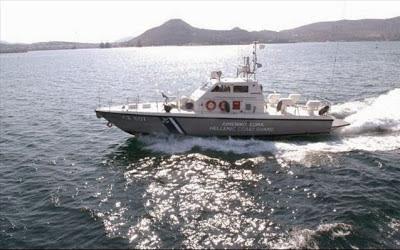 Πρέβεζα: Συνδρομή του λιμενικού σε φουσκωτό σκάφος
