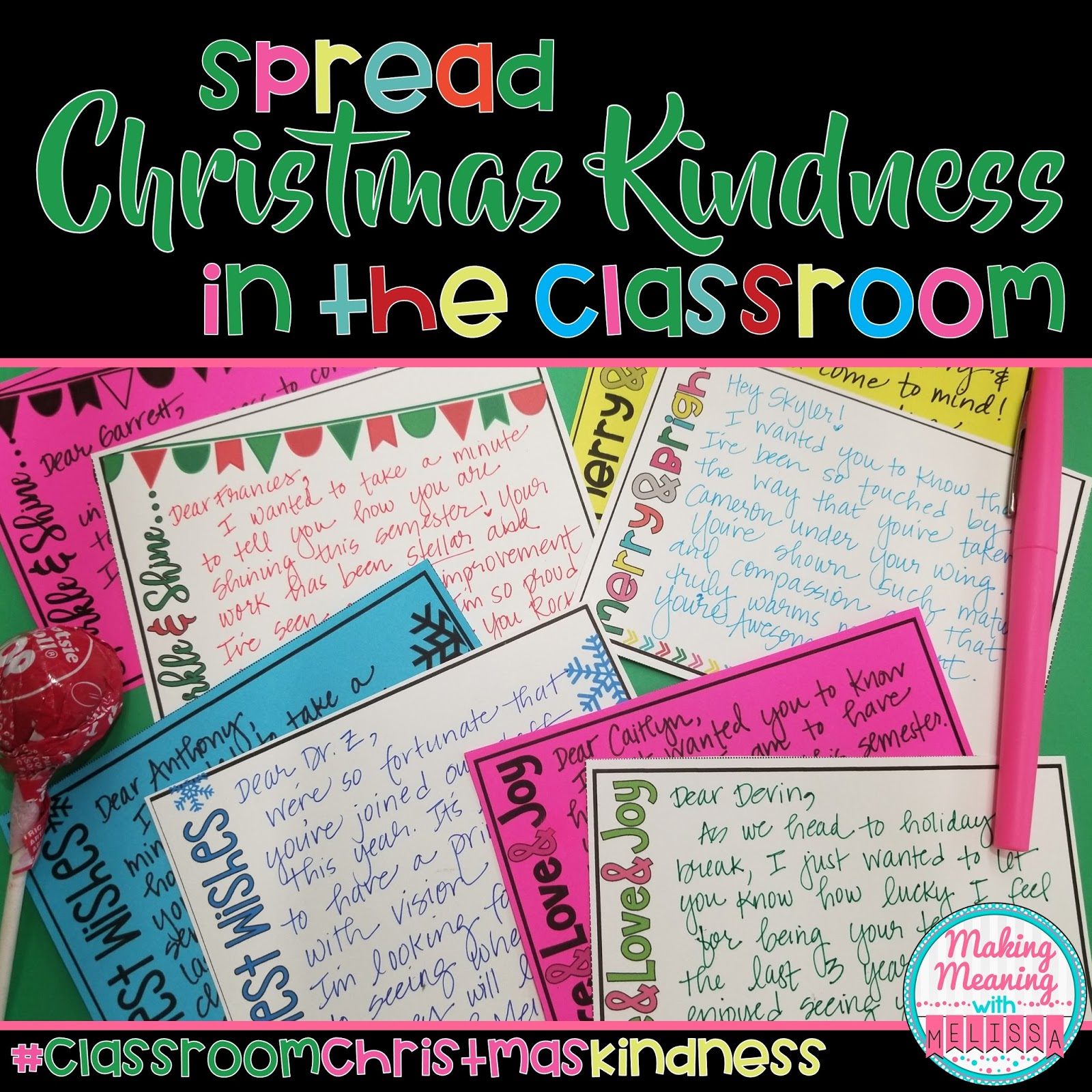 Building Book Love Classroom Kindness Ideas For The Holiday Season