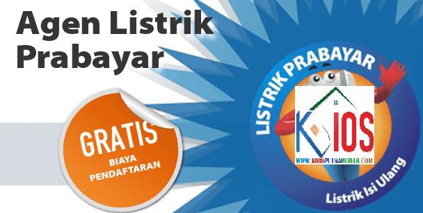 Kios Pulsa Listrik Online - www.KiosPulsaMurah.com
