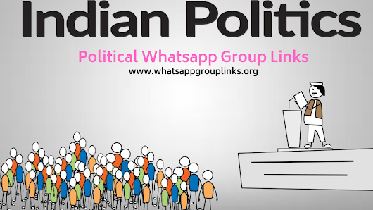 Join Political Whatsapp Group Links List