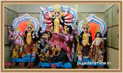 Kushmandi Mitali Sangha Sarbajanin Durga Puja