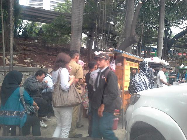 Mie Ayam Yono Sekitar Landmark Jakarta