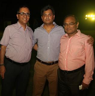 Yogesh Srivasatav, Director PHD Chamber of Commerce , Sushil Choudhary and Entrepreneur Mukesh Gupta