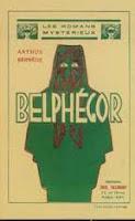 Arthur Bernède Belphégor Livre Poche