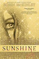 sunshine by robin mckinley book cover