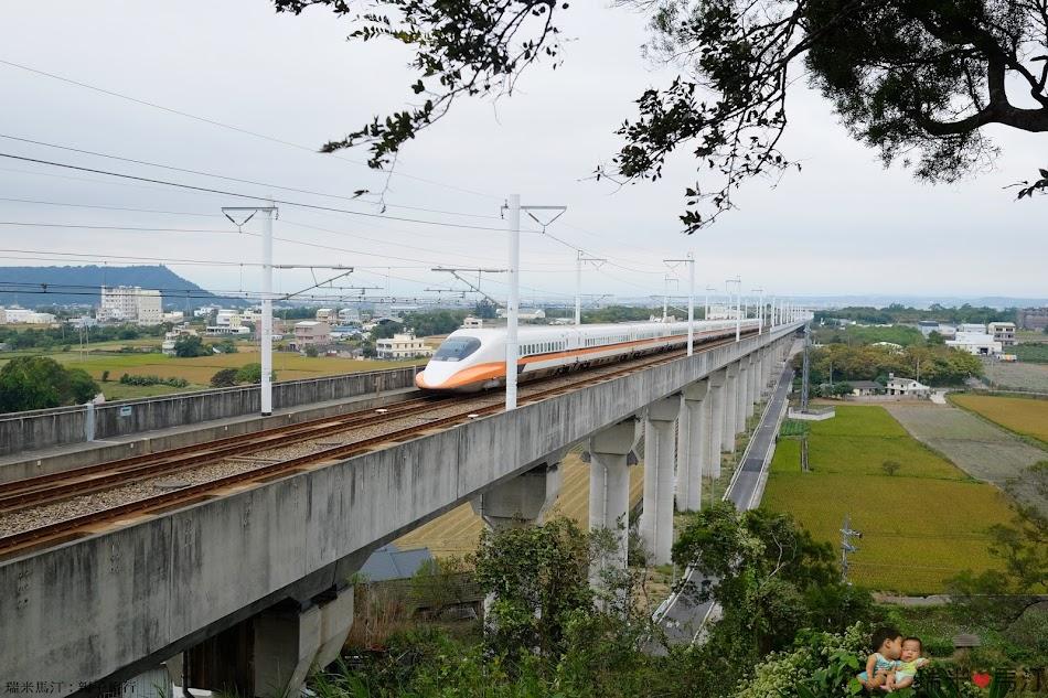 高鐵觀景台