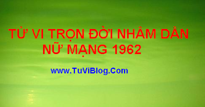 Tu Vi Tron Doi Nham Dan 1962 Nu Mang