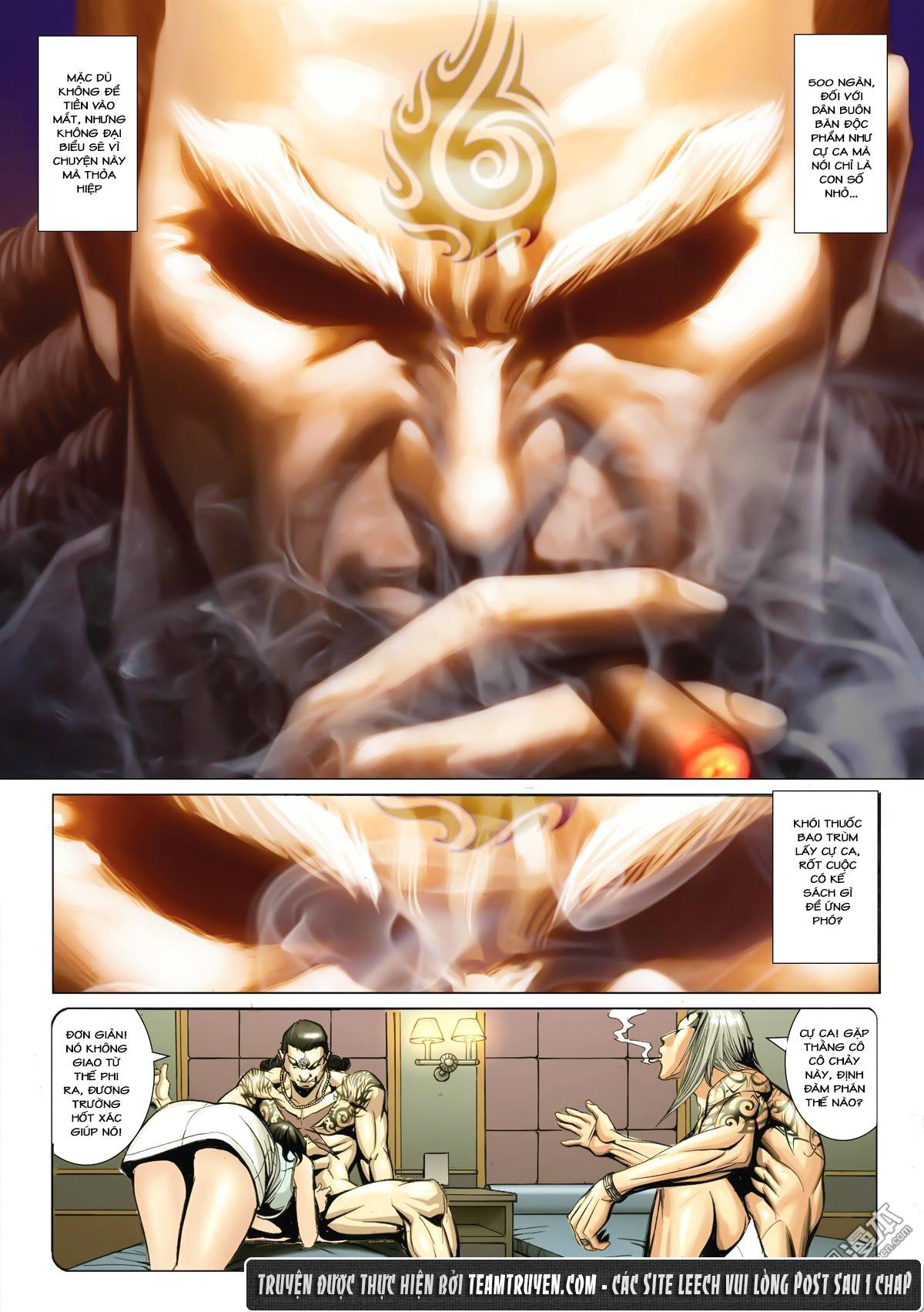 Người Trong Giang Hồ NetTruyen chap 1533 - Trang 7