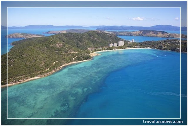 Hamilton Island - Top 7 Best Places to Travel in Great Barrier Reef at Least Once in Your Life Time