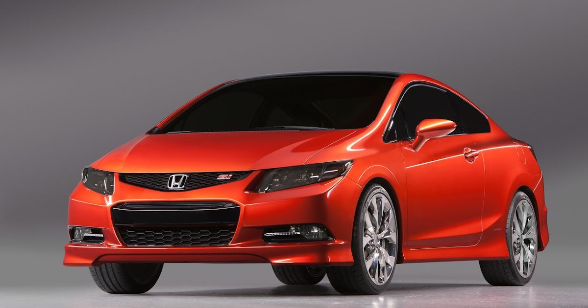 2012 Honda Civic SI Coupe Reviews Owners Manual ~ Free Manual and guide
