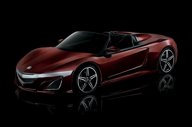 In4ride Iron Man S Avengers Honda Acura Nsx Blows Cover