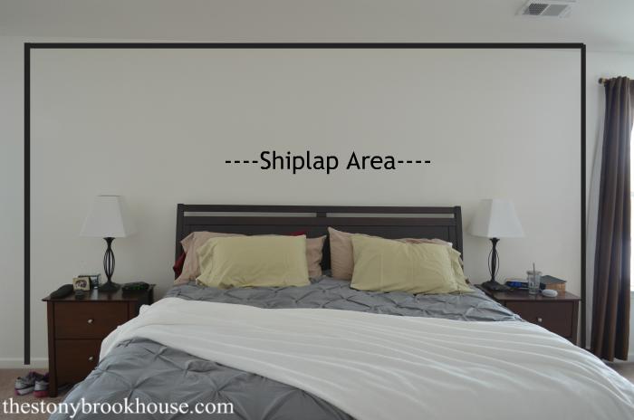 shiplap wall