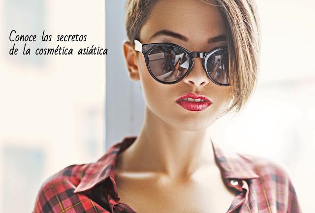Conoce los secretos de la cosmetica asiatica