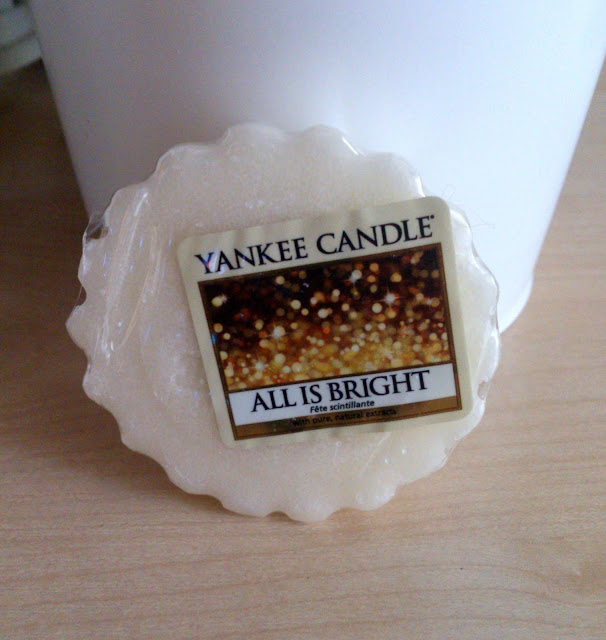 Yankee Candle, All is bright