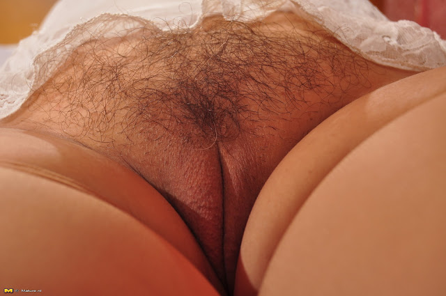 fat hairy mature pussy with chubby camel toe