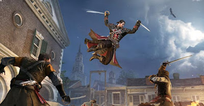 Gameplay Assassin's Creed AC Rogue