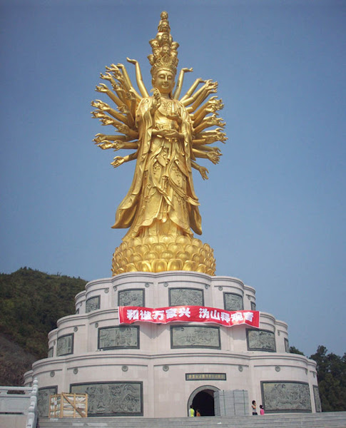 Guishan Guanyin das Mil Mãos e Olhos – China