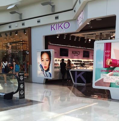 kiko istinye park, kiko istanbul, kiko istanbul mağaza, kiko milano istanbul, kiko cosmetics, kiko kozmetik, kiko mağaza, kiko store,
