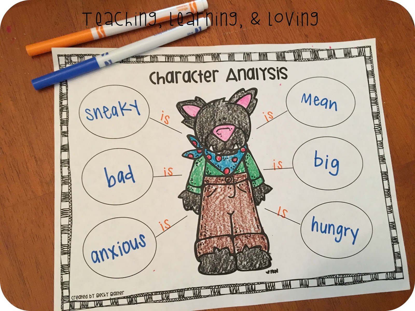 Teaching Learning Amp Loving Three Little Pigs New Unit