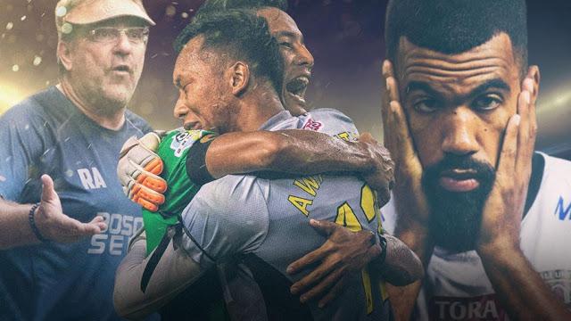Liga 1 GoJek Traveloka mulai memanas menjelang Juara Liga