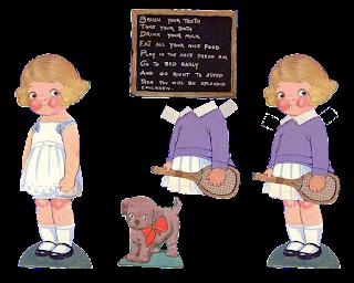 Image: Paper dolls, by Karen Arnold on Pixabay