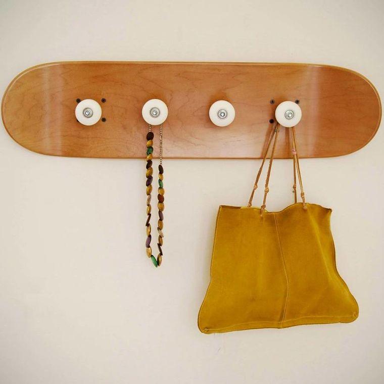 PUNTXET Ideas para decorar tu casa con un skate
