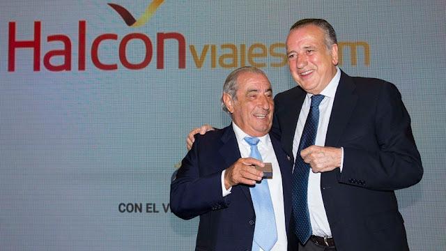 El Villarreal refuerza su confianza en Halcón Viajes
