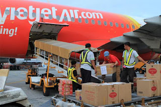 Dịch vụ chuyển hàng bằng đường bay