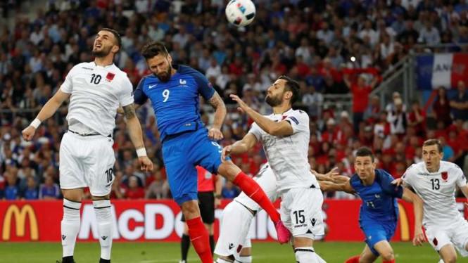 Prediksi Euro Qualification Prancis VS Albania 8 September 2019