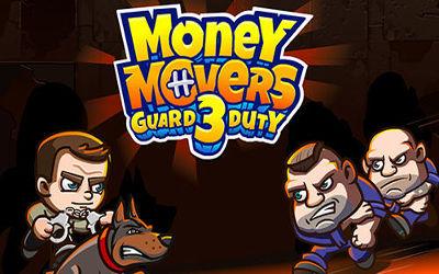 Money Movers 3 - Jeu de Plateforme / Réflexion en Ligne