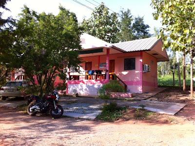 MK Resort in Ban Khok, North Thailand