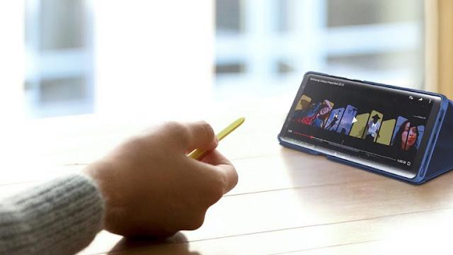 Kecanggihan S Pen Galaxy Note 9
