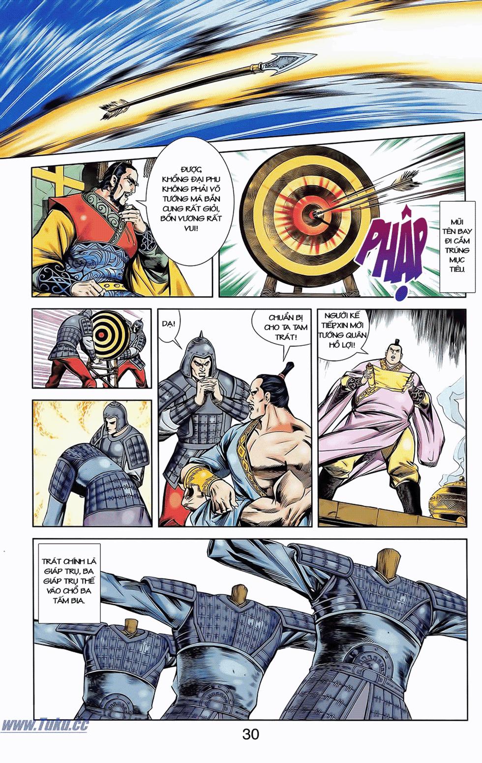 Tần Vương Doanh Chính chapter 6 trang 18