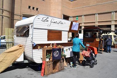 Foodtrucks - Handmade Festival de Barcelona 1