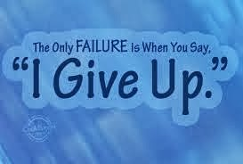 How To Handle Failure And Face People?