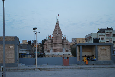 temples opposite to chowpatty, Dwarka