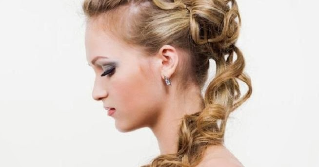 Hairstyles For Women At Prom 2014