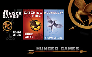 Four Calling Birds - The Hunger Games Trilogy...activities for the 4th day of Christmas