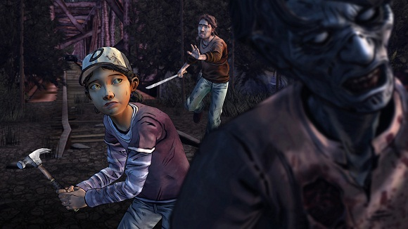 The Walking Dead Season 2 Complete PC Full Version Screenshot 1