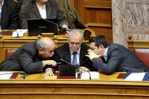 Οι διαπλοκές τους πάντα επάνω και από την Ελλάδα
