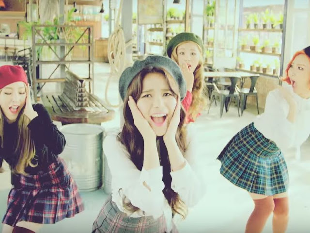 Mamamoo Kpop You're the Best