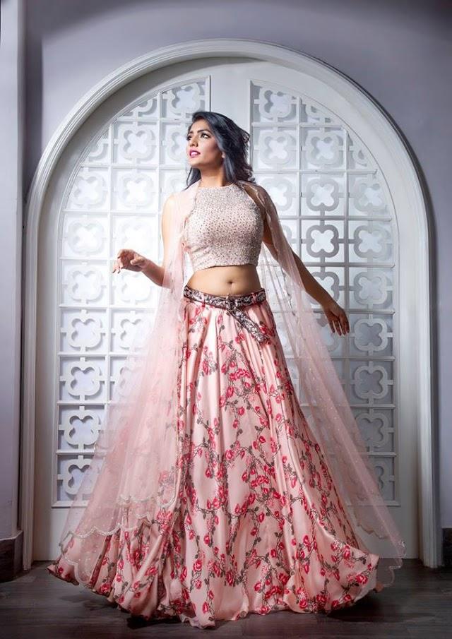Actress Eesha Rebba Latest Photoshoot March - April 2019