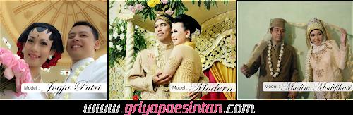 image of rias pengatin gaya Jogja Putri, Modern dan Muslim Modifikasi