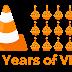 VLC bestaat vijftien jaar