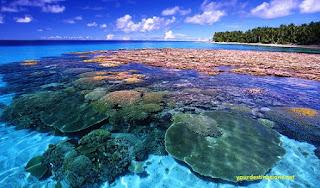 Bunaken Sea Tourism