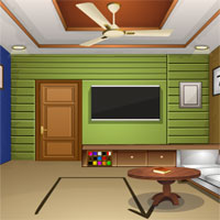MirchiGames Simple Room 6