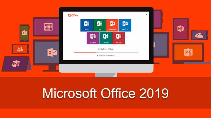 下载微软Office 2019的图像结果