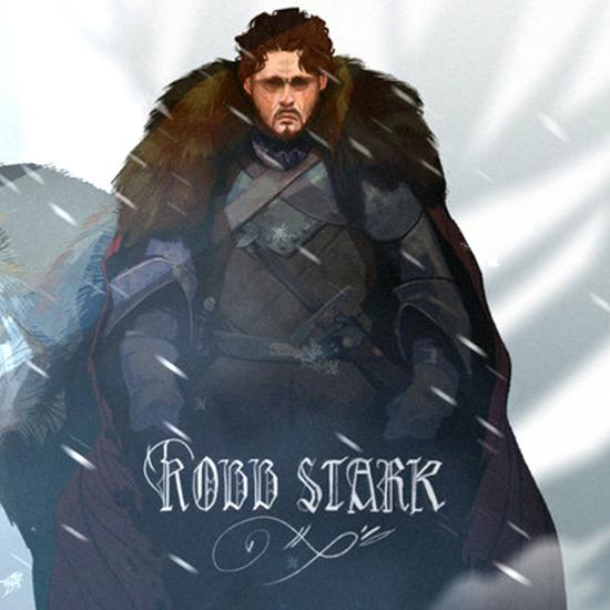 Robb Stark Anime Wallpaper Engine