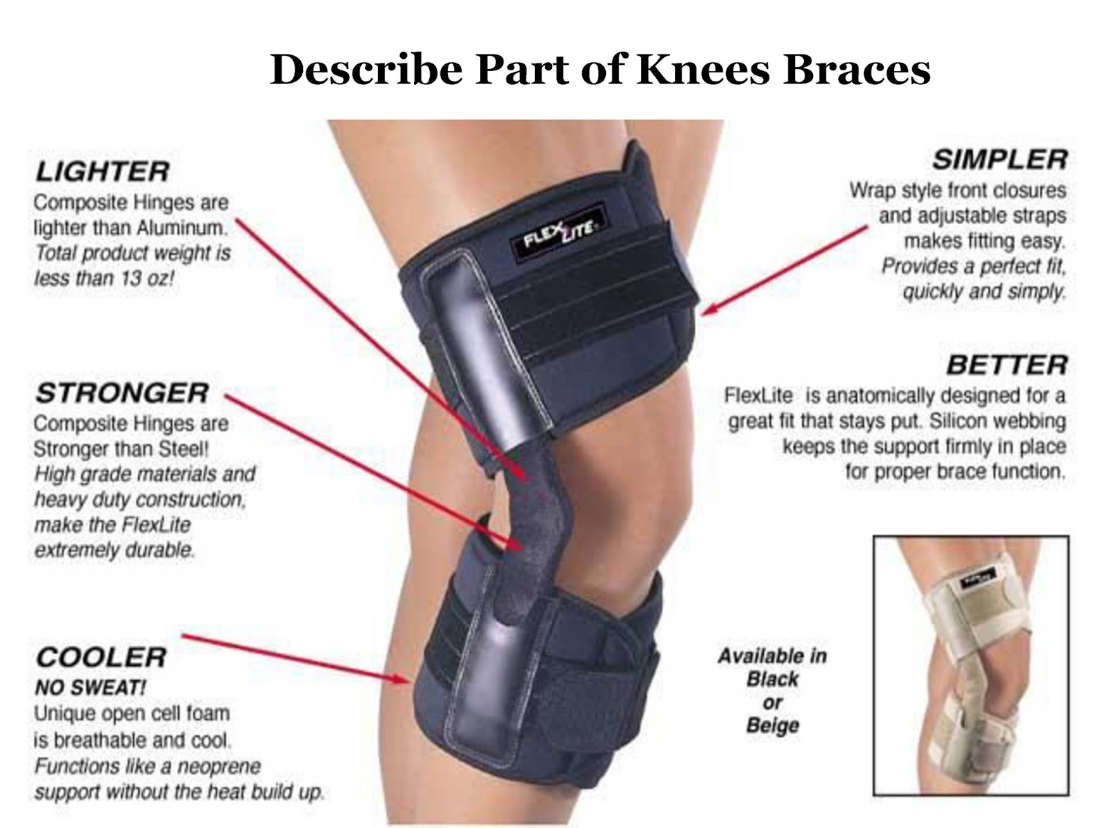 What are knee braces & how to use it?